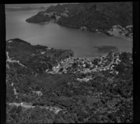 Huia and Foster Bay, Manukau Harbour, Auckland
