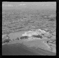 Otahuhu, Auckland, featuring factory of Kempthorne Prosser & Company Ltd