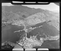 Picton and harbour, Marlborough District