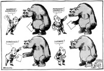 Evans, Malcolm, 1947- :Bearable. New Zealand Herald, 11 August 1977.