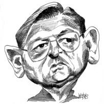 Webb, Murray 1947-:Selwyn Cushing (circa 1997-1999).