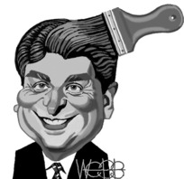 Webb, Murray 1947-:Murray Bolton (circa 1997-1999).