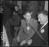 Unidentified men at the Selwyn Rugby Club reunion