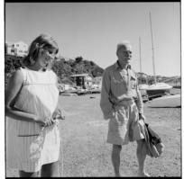 Evans Bay, Wellington, 1974.