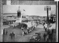 Procession, Thames Street, Oamaru