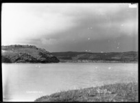 Kaitoke Bay, Raglan, 1910 - Photograph taken by Gilmour Brothers