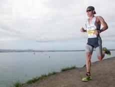 Ironman champion competes to end child slavery
