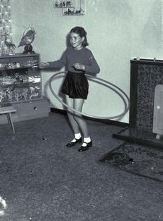 Hula-hoop record broken.