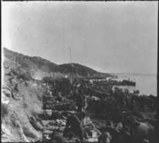 View of Anzac Cove