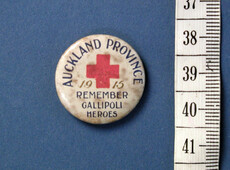 Badge, fundraising
