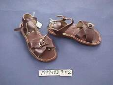 New Zealand Roman sandals