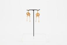 Roman earrings