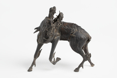 Figure of a mythical beast