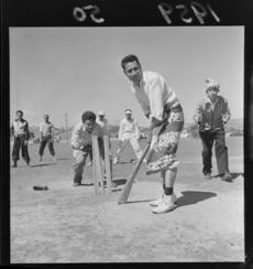 Samoan cricket Ref: EP/1959/0050-F