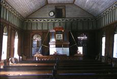 Cook Island Christian church
