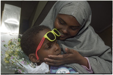 Somali mother and son reunited in New Zealand