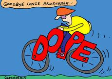 Goodbye Lance Armstrong