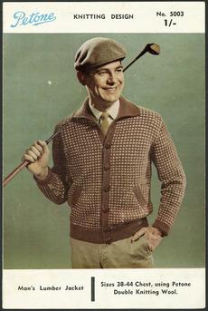 1965 Petone knitting design
