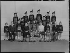 Rover Kilties midget marching team