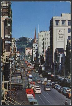 1960s Willis Street