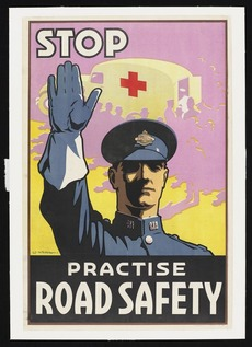Practise road safety