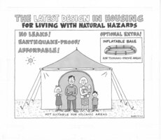THE LATEST DESIGN IN HOUSING FOR LIVING WITH NATURAL HAZARDS. 18 September 2010