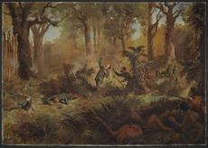 The death of von Tempsky