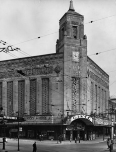 Civic Theatre, Auckland