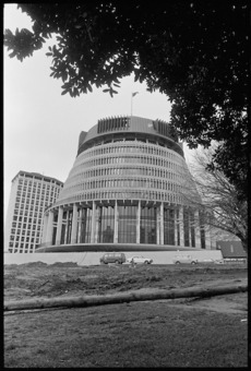 The Beehive in 1981
