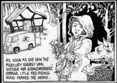 Mercury Energy and Little Red Riding Hood
