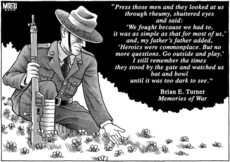 Anzac Day Cartoon
