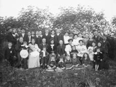 Pukenui district celebrations