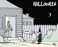 Halloween. 2005.