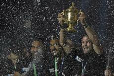 Final leg for returning All Blacks