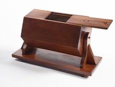 Ballot box from 1916