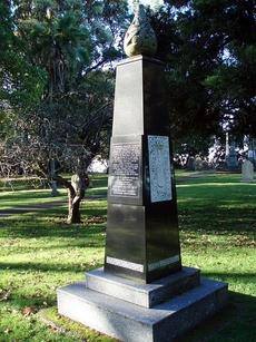Tauranga Māori NZ Wars memorial