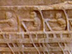 Ancient Greek rowers