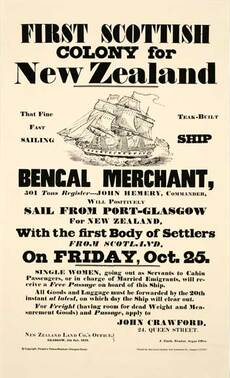 Colonial Life in NZ