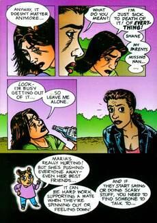Depression comic