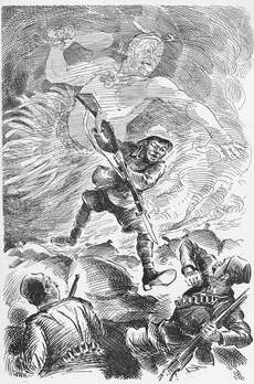 The spirit of his fathers, December 1915