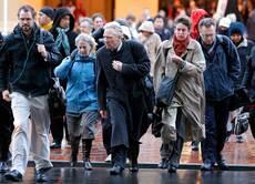 Wellington commuters, 2011
