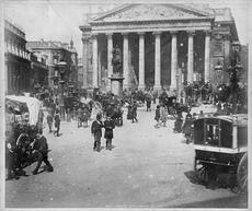 Royal Exchange, London