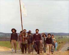 1975 land march
