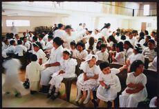 Samoan White Sunday celebrations, Auckland