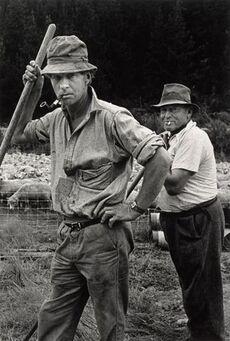 Farmers, South Island