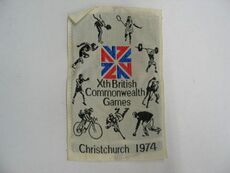 Commonwealth Games patch