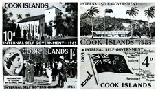 Cook Island stamps