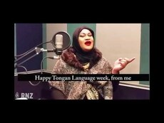 Tongan language week