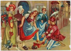 Jigsaw puzzle - Cinderella image
