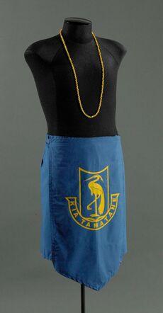 Niue male dance costume